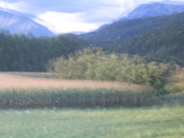© Renate Egger. Landschaft/Landscape. Kärnten/Carinthia, Austria. Fotografie/Photography, 2007