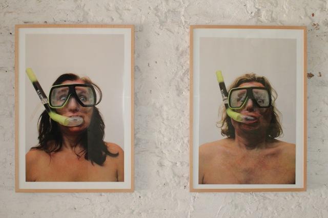 © Wilhelm Roseneder. Renate 549, Wilhelm 571, 2009. Trans Pulmina. 2012. Artfarm Pilastro. Pilastro di Bonavigo (VR), Italy