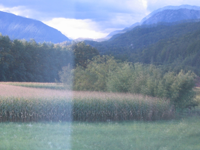 © Renate Egger. Landschaft/Landscape. Kärnten/Carinthia, Austria 2007 Fotografie/Photography