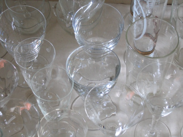 © Renate Egger. Gläser/Glasses, 2006