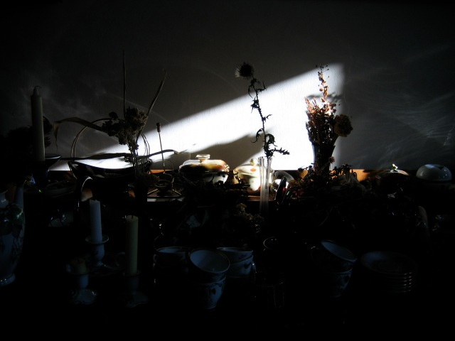 © Renate Egger. Licht und Schatten/Light and shadow., 2006. Serie: Fotografische Stillleben/Still life photography