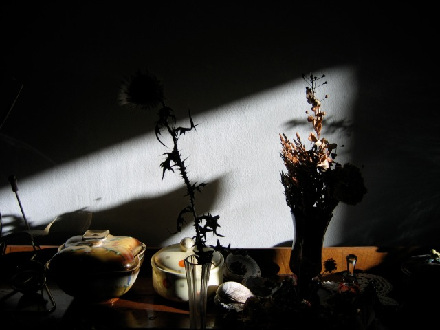 © Renate Egger. Licht und Schatten/Light and shadow., 2006. Serie: Fotografische Stillleben/Still life photography