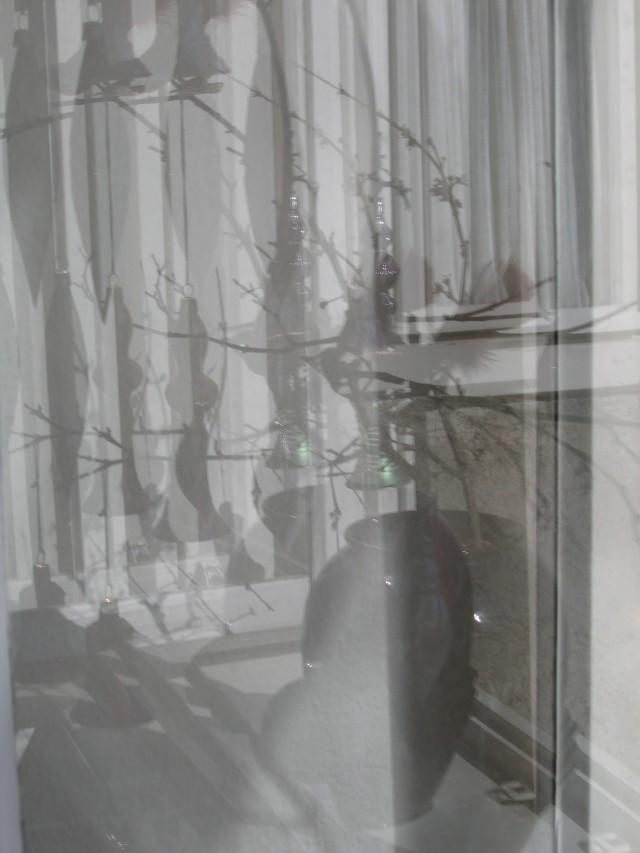 © Renate Egger. Weihnachtsbaum/Christmas stree, 2007. Series: Spiegelung/Reflection