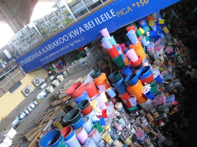 © Renate Egger. Kariakoo Market. Dar es Salaam, Tanzania, Africa 2015