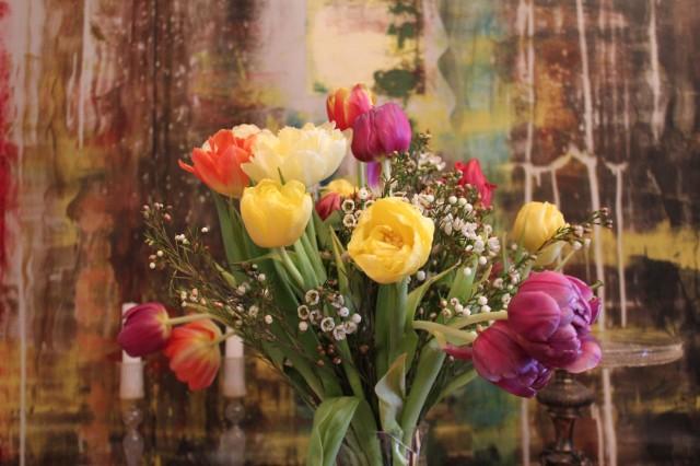 © Renate Egger. Tulpen/Tulips, 2014